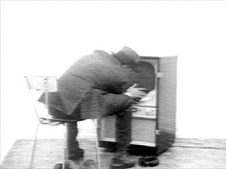Joseph Beuys «Felt TV»