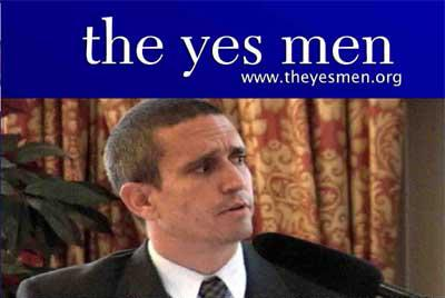 RTMark »The Yes Men impersonate the WTO« | Videocover