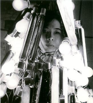 Media Art Net | Tanaka, Atsuko: Electric Dress