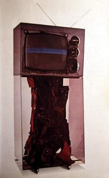 César (César Baldaccini), «Télévision», 1962 © César (César Baldaccini)