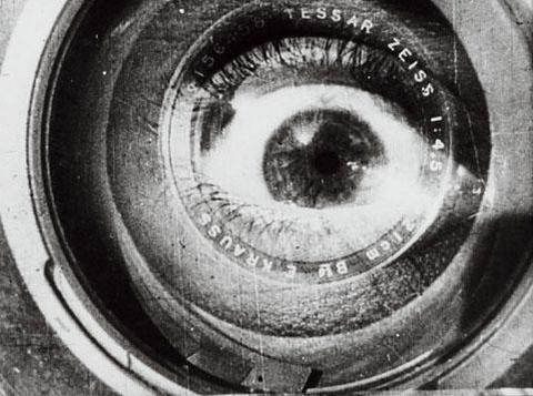Media Art Net | Vertov, Dziga: Man with a Movie Camera