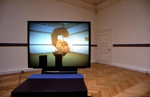 Media Art Net Shaw Jeffrey The Virtual Museum