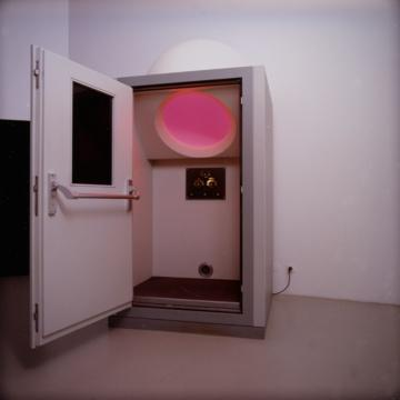 James Turrell «Perceptual Cell»