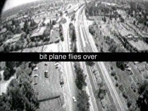 Medien kunst netz bureau of inverse technology [bit]: bit plane