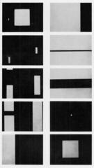 Hans Richter | sequence from «Rhythmus 21» | sequence from «Rhythmus 21»