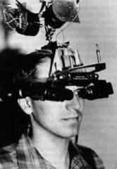 Ivan Sutherland «Head-Mounted-Display»