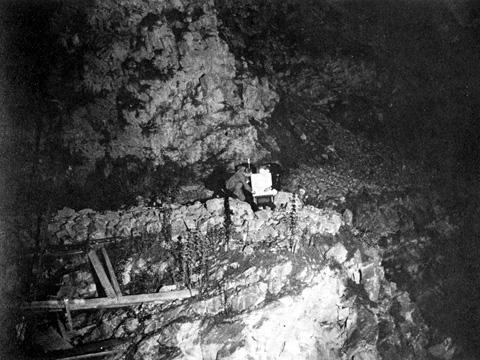 Wolf Vostell, «Nein – 9 Decollagen», 1963