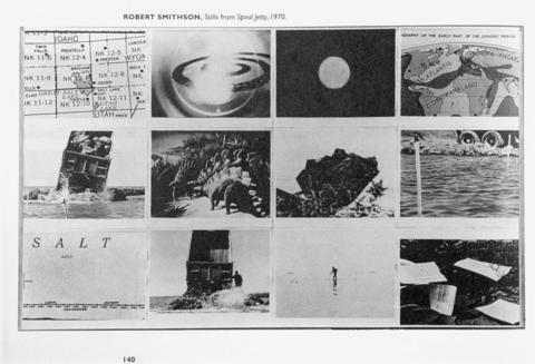 robert smithson essay Through the eyes of gabriele basilico, robert smithson and gordon matta-clark  19_anthropocene_cover  essay by enric llorach in an article published in.