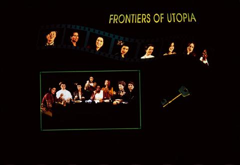 Jill Scott »Frontiers of Utopia«