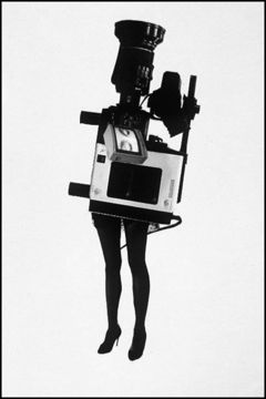 Lynn Hershman »Phantom Limb Photographs«