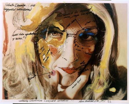 Lynn Hershman «Roberta Breitmore» | Photo document of action