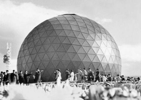 Karlheinz Stockhausen «Spherical Concert Hall» | Kugelauditiorium