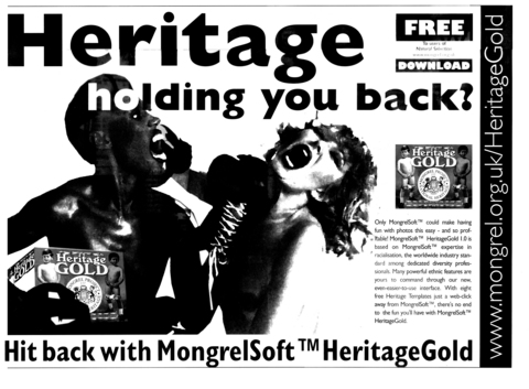 Mongrel «Natural Selection» | «Heritage»