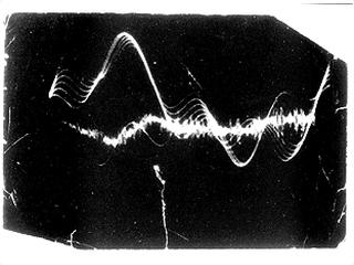 Wolf Vostell »Oszillographie zu Beethoven«