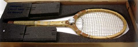 Robert Rauschenberg »Open Score« | Wired Tennis Racket