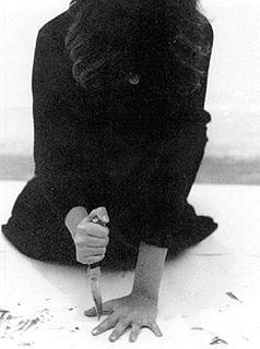 Marina Abramovic «Rhythm 10» | Rhythm 10, Part 2